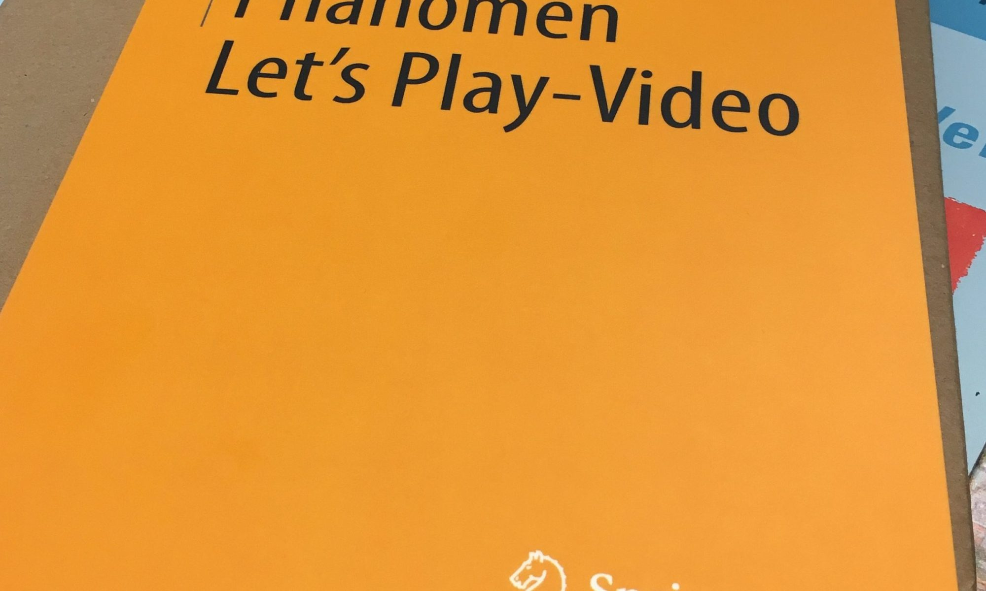 Phänomen Let's Play-Video